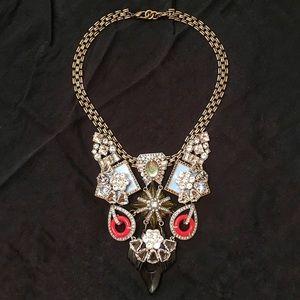 LULU FROST for J. CREW Gemstone Necklace